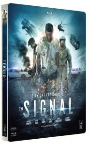 The Signal Steelbook