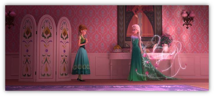 reine des neiges fête givrée 2