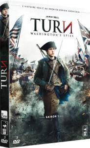 Turn saison 1 DVD