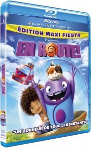 Blu-ray En route