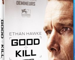 Avis Blu-ray : Good Kill de Andrew Niccol avec Ethan Hawke, Zoé Kravitz