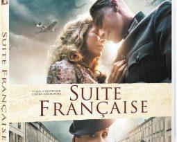 Avis Blu-Ray : Suite Française de Saul Dibb  avec Michelle Williams, Kristin Scott Thomas, Matthias Schoenaerts