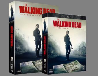 Terminé – Gagnez des coffrets DVD et Blu-ray de la Saison 5 The Walking Dead