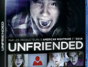 Avis DVD : Unfriended