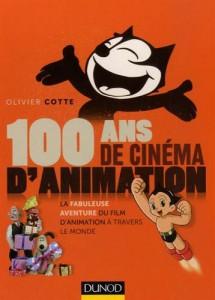 Livre 100 ans d'animation