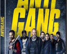 Avis DVD : Antigang de Benjamin Rocher avec Jean Reno, Caterina Murino, Alban Lenoir