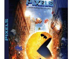 Avis Blu-ray : Pixels de Chris Columbus avec Adam Sandler, Michelle Monaghan, Peter Dinklage