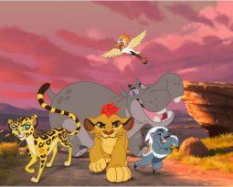 La Garde du Roi Lion bientôt sur Disney Junior