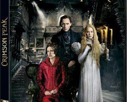 Avis DVD: Crimson Peak en DVD et Blu-ray le 23 février