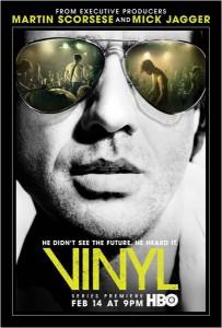 vinyl affiche
