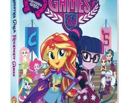 Sortie DVD My Little Pony – Equestria Girls : Friendship Games