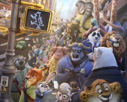 Critique du film : Zootopie de Byron Howard, Rich Moore  – Disney