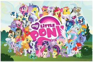 My Mittle pony