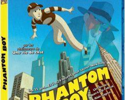 Avis Blu-ray : Phantom Boy Avec Audrey Tautou, Jean-Pierre Marielle, Edouard Baer