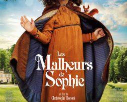 Terminé – Concours : Gagnez des places de cinéma et des livres du film Les Malheurs de Sophie