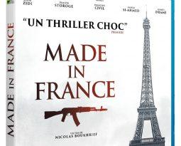 Avis Blu-ray : Made In France de Nicolas Boukhrief avec Malik Zidi, Dimitri Storoge, François Civil