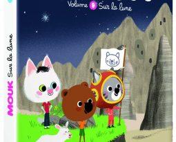Sortie DVD : Direction la Lune avec Mouk !