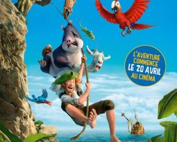 Critique du film d'animation : Robinson Crusoe