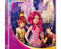 Sortie DVD : Mia and Me – La Couronne du Roi Licorne Saison 2 Volume 2