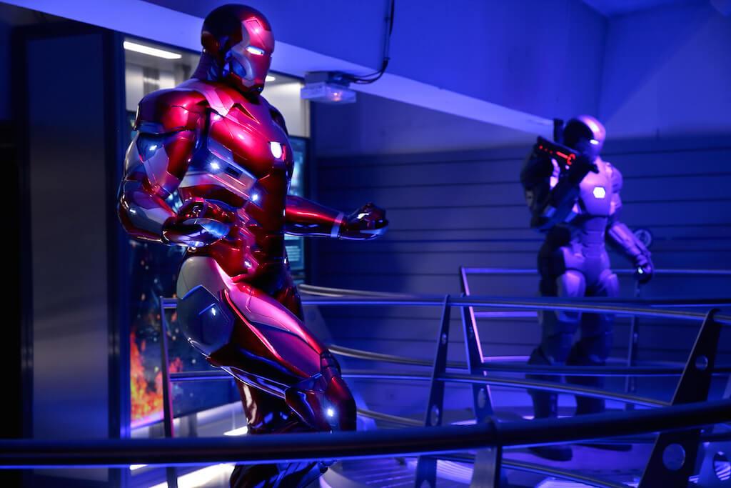Expo avengers