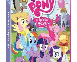 Terminé – Gagnez des DVD de My Little Pony : Les Jeux d'Equestria
