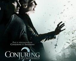 Critique du film Conjuring 2 : Le Cas Enfield de James Wan avec Patrick Wilson, Vera Farmiga