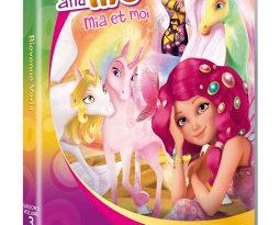 Sortie DVD : Mia et moi – Bienvenue Varia ! Saison 2 Volume 3