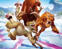 Critique : L'Age de glace – Les Lois de l'Univers avec les voix de Gérard Lanvin, Vincent Cassel, Elie Semoun