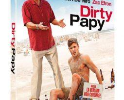 Avis Blu-ray : Dirty Papy (version non censurée) de Dan Mazer avec Robert de Niro, Zac Efron