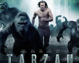 Critique du film Tarzan (Legend of Tarzan)  de David Yates avec Alexander Skarsgård, Margot Robbie, Christoph Waltz
