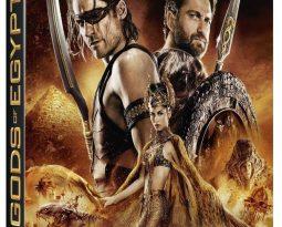 Avis DVD : Gods of Egypt d'Alex Proyas avec Nikolaj Coster-Waldau, Gerard Butler