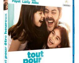 Avis Blu-Ray : Tout Pour Etre Heureux de Cyril Gelblat avec Manu Payet, Audrey Lamy, Aure Atika