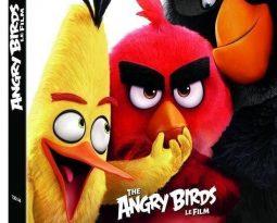 Avis DVD : Angry Birds le Film