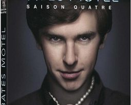 Sortie Video Bates Motel saison 4 disponible en DVD, Blu-ray et Digital HD dès le 18 octobre