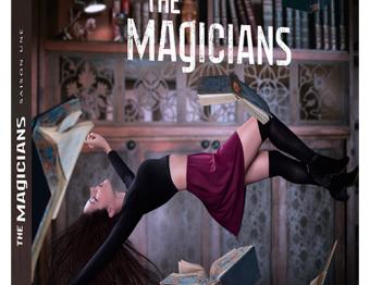 Terminé – Concours The Magicians : gagnez 1 coffret  DVD et 1 coffret Blu-ray de la saison 1 !