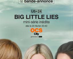 Big Little Lies, la nouvelle mini-série HBO en US+24 sur OCS City dès le 20 février