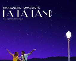 Critique du film : La la land de Damien Chazelle avec Ryan Gosling, Emma Stone
