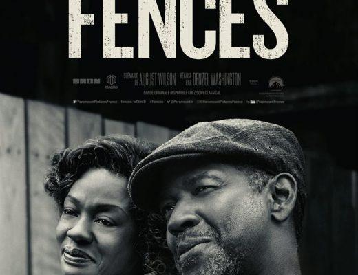Critique Film : Fences de et avec Denzel Washington, Viola Davis, Stephen Henderson