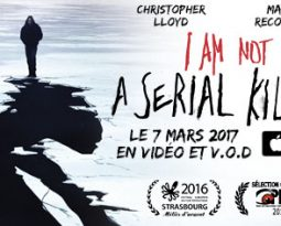 Terminé – Gagnez des DVD du film I'm not a serial killer!