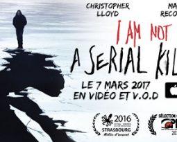 Terminé – Gagnez des DVD du film I'm not a serial killer!