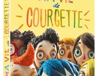 Avis Sortie Vidéo : Ma Vie de Courgette de Claude Barras avec les voix de avec Céline Sciamma, avec Gaspard Schlatter, Sixtine Murat, Pauline Jaccoud