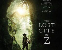 Critique du film Lost City of Z de James Gray avec Charlie Hunnam, Robert Pattinson, Sienna Miller