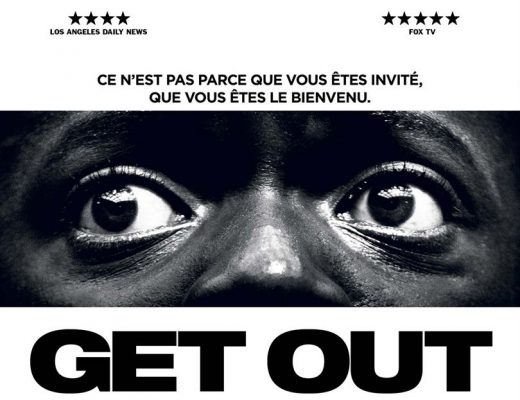 Critique du film Get Out de Jordan Peele avec Daniel Kaluuya, Allison Williams, Catherine Keener