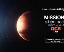 Avis Série – Missions sur OCS City et en intégralité sur OCS Go