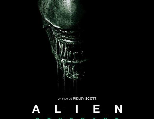 Critique du film Alien Covenant de Ridley Scott avec Michael Fassbender, Katherine Waterston, Billy Crudup