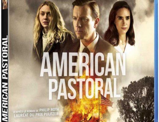 Sortie Vidéo – Avis sur le film American Pastoral de et avec Ewan McGregor, Jennifer Connelly, Dakota Fanning