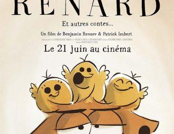 Adapté de la BD multi-primée, Le Grand Méchant Renard bientôt au cinéma !