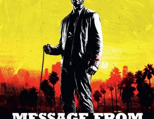Critique du film Message From the King de Fabrice du Weiz avec Chadwick Boseman, Luke Evans, Teresa Palmer