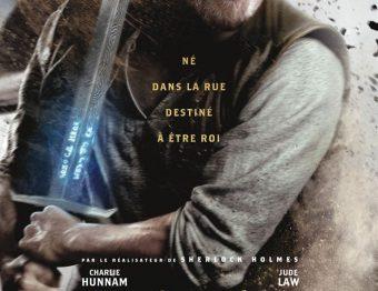 Critique du film Le Roi Arthur, La Légende d'Excalibur de Guy Ritchie avec Charlie Hunnam, Astrid Bergès-Frisbey, Jude Law