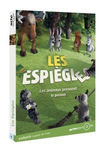 Les espiègles DVD